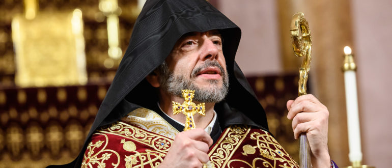 Bishop Daniel Findikyan