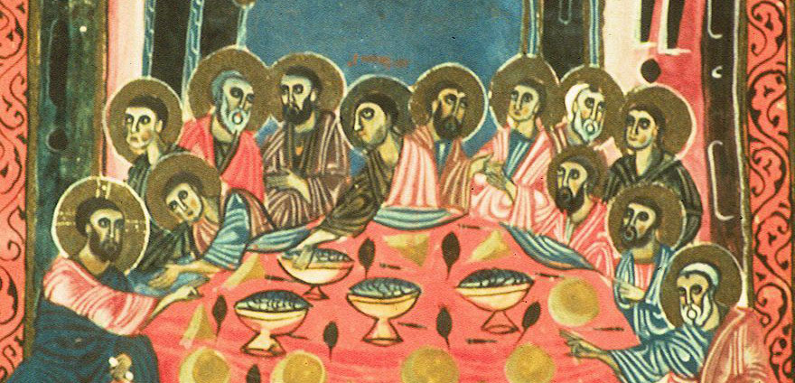 Armenian Church Holy Communion