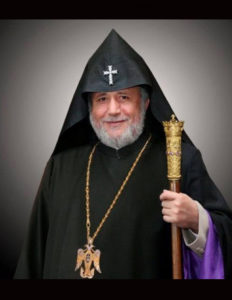 His Holiness Karekin II