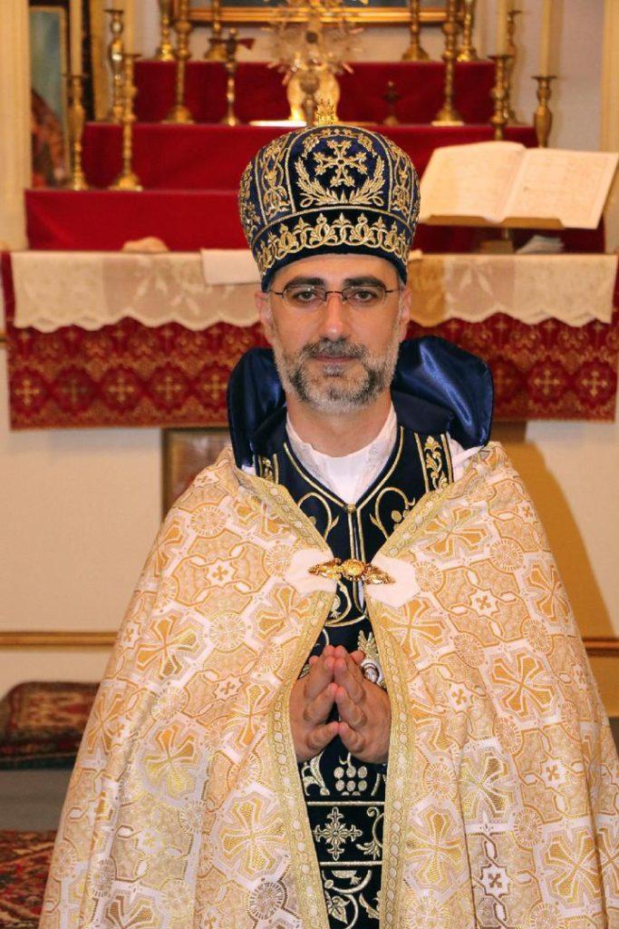 Fr. Voski Galstyan