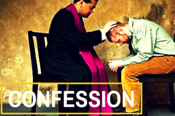 Primate Confession