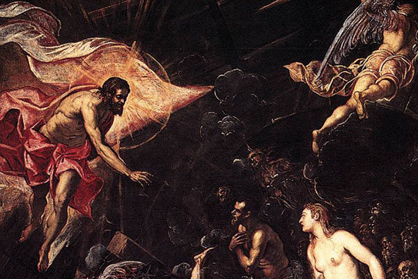 Christ Descent into Hell