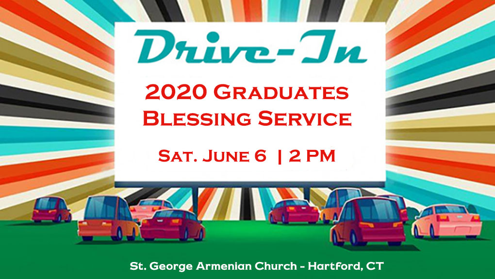 Graduates Blessing Service