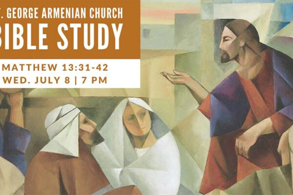 Bible Study July 8, 2020