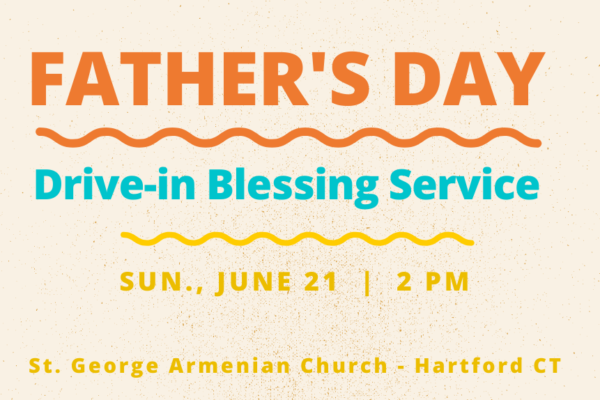 Father's Day Blessing Service