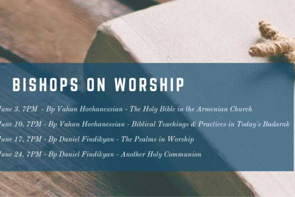 Bishops on Worship