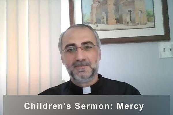 Children's Sermon: Mercy