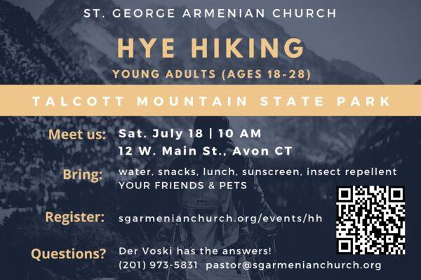 Hye Hiking