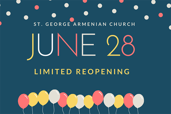 St. George Reopening