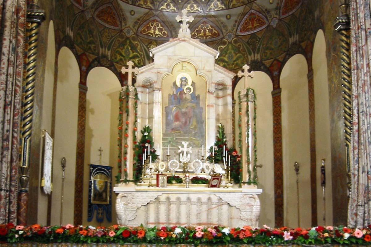 Armenian Church Altar