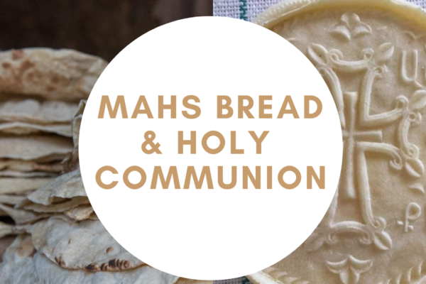 Mahs Holy Communion