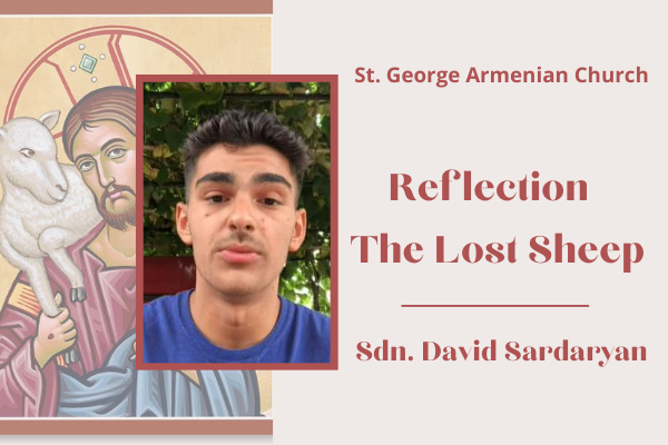 Reflection: The Lost Sheep