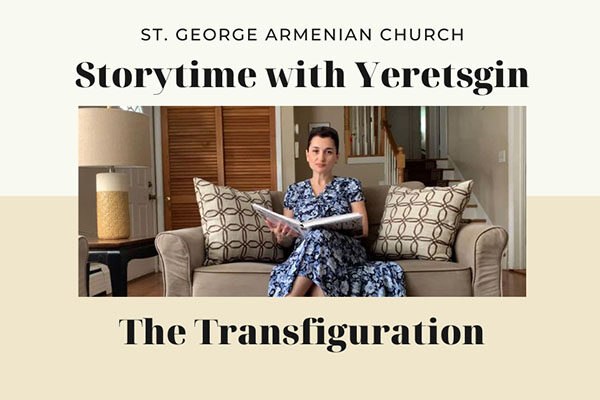 Storytime Transfiguration