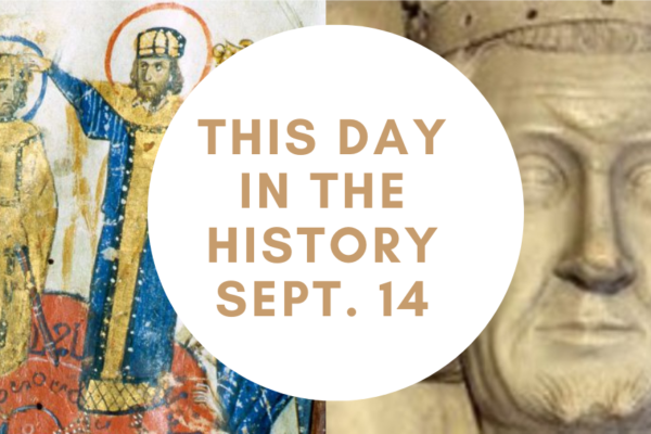 This day in the History of the Armenian Church Sept. 14 Leo V Armenian King