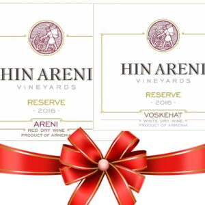 Hin Areni Reserve Two Pack