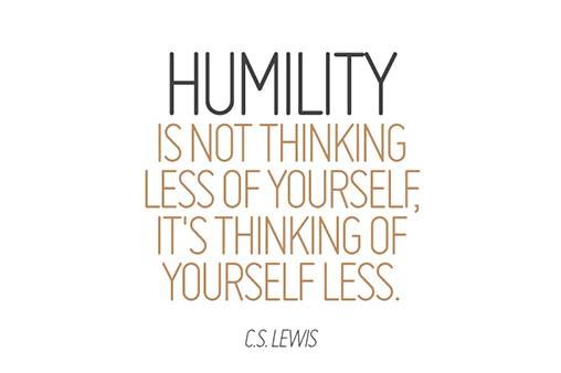 humility sermon