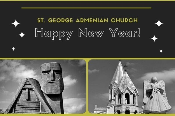 St. George Hartford CT Sunday Bulletin, Jan. 3, 2021