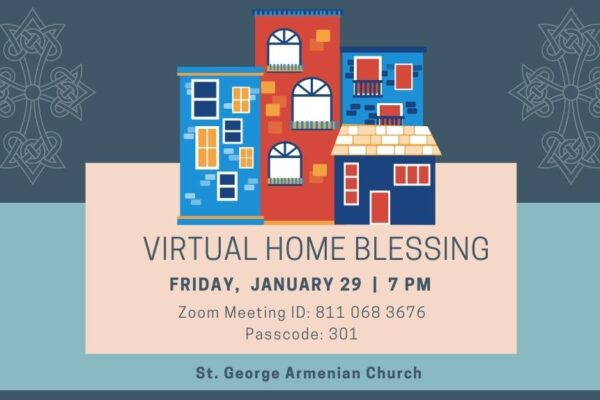 virtual home blessing