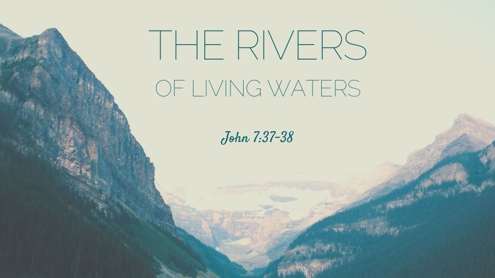 rivers living water
