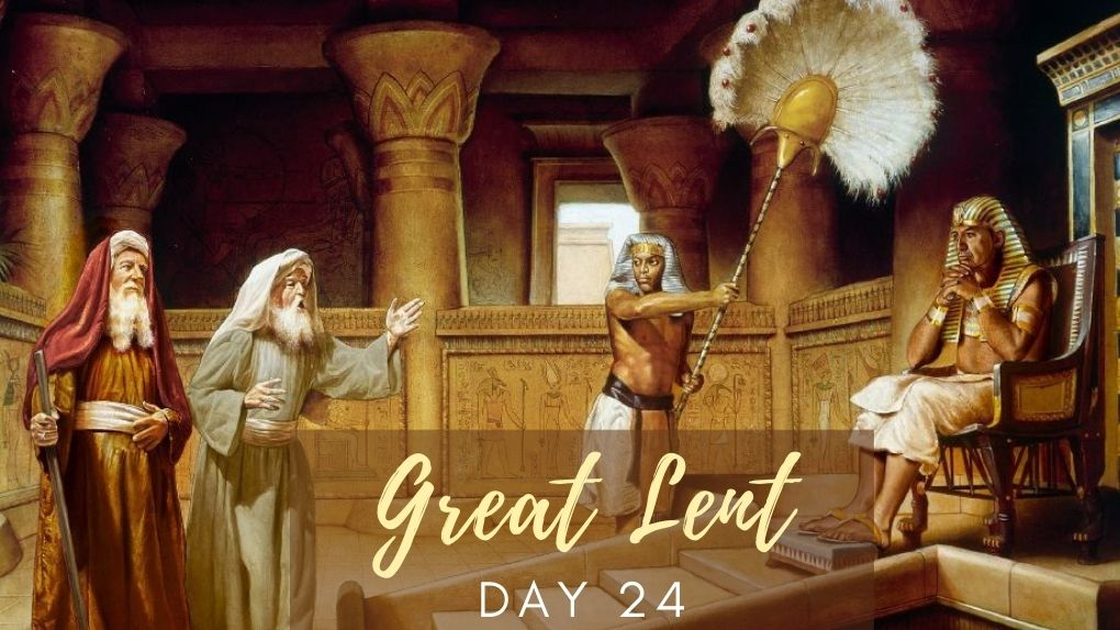 Great Lent Day 24